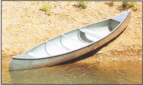Michicraft B-15 Canoe #B15